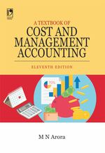 Cover image of A Textbook of Cost and Management Accounting