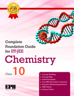 Cover image of Complete Foundation Guide For IIT JEE Chemistry For Class X