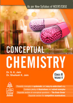 Cover image of Conceptual Chemistry Class XI Vol. II