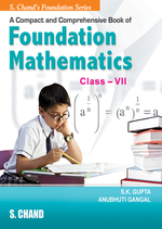 Cover image of A Compact & Comprehensive Book of IIT Foundation Maths Class 7