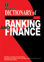 Cover image of Blackie's Dictionary of Banking And Finance