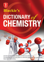 Cover image of Blackie's Dictionary of Chemistry