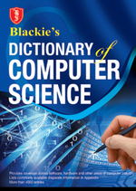Cover image of Blackie's Dictionary of Computer Science