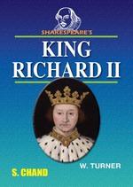 Cover image of King Richard II