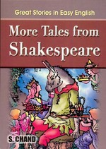Cover image of More Tales from Shakespeare