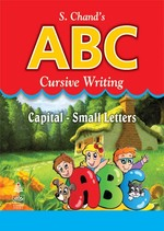 Cover image of S. Chand's ABC Cursive Writing Capital Small Letters