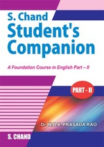 Cover image of S. Chand's Students Companion (Part II)
