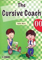 Cover image of The Cursive Coach Book 00