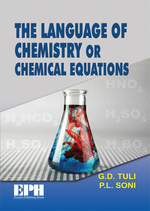 Cover image of The Language of Chemistry or Chemical Equations