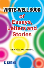 Cover image of Write Well Book of Essays, Letters and Stories