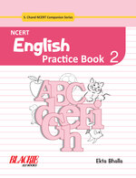 Cover image of NCERT English Practice Book 2