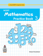 Cover image of NCERT Mathematics Practice Book 3