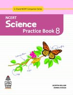 Cover image of NCERT Science Practice Book 8