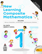 Cover image of New Learning Composite Mathematics 1