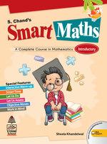 Cover image of S. Chand's Smart maths Introductory