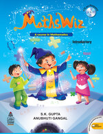 Cover image of MathsWiz Introductory Book