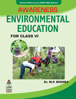 Cover image of Awareness Environmental Education Class 6