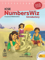 Cover image of ICSE NumbersWiz Introductory