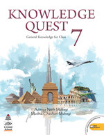 Cover image of Knowledge Quest Class 7