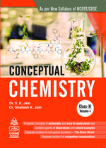 Cover image of Conceptual Chemistry Class XI Vol. I