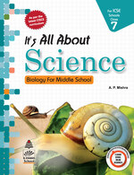 Cover image of It's All About Science 7 ICSE Biology