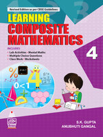 Cover image of Learning Composite Mathematics 4