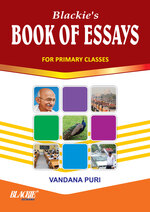 Cover image of S. Chand's Book of Essays For Primary Classes
