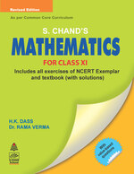 Cover image of S. Chand's Mathematics for Class XI