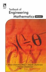 Cover image of Textbook of Engineering Mathematics Volume 1