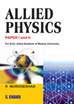 Cover image of Allied Physics [Paper I and II]