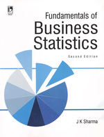 Cover image of Fundamentals of Business Statistics