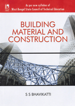Cover image of BUILDING MATERIAL AND CONSTRUCTION
