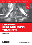 Cover image of A Textbook of Heat And Mass Transfer [LPSPE]