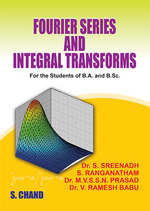 Cover image of Fourier Series and Integral Transforms
