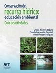 Conservación del recurso hídrico: educación ambiental