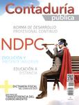 Revista Contaduría Pública - Julio 2015