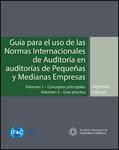 Guía para el uso de las Normas Internacionales de Auditoría en auditorías de pequeñas y medianas empresas Vol. 1 y 2
