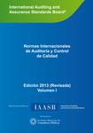 Normas Internacionales de Auditoría y Control de Calidad