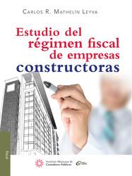 Estudio del Régimen Fiscal de Empresas Construtoras 1a 2015
