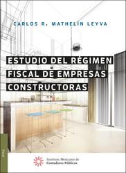 Estudio del régimen fiscal de empresas constructoras 2a 2017