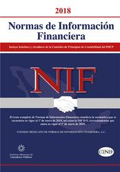 Normas de Información Financiera (NIF) 2018