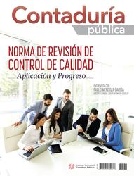 Revista Contaduría Pública – Marzo 2018