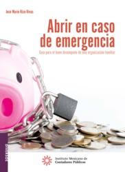 Abrir en caso de emergencia