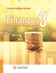 Finanzas 3. Mercados Financieros, 1ª edición