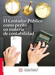El contado publico como perito en materia de contabilidad