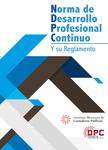 Norma de Desarrollo Profesional Continuo