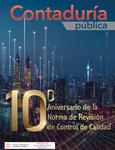 Revista especial 10º Aniversario de la Norma de Revisión de Control de Calidad