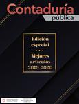 Revista Contaduría Pública Los Mejores Artículos 2019-2020