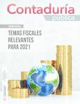 Revista Contaduría Pública – Enero Edición especial 2021