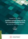 Análisis teórico-práctico de las contribuciones fiscales ISR, IVA, CFF, IMSS E INFONAVIT
